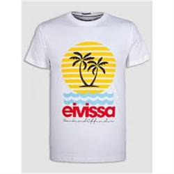 T-shirt Eivissa Weekend Offender