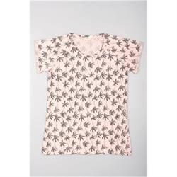 TSH10375-W t-shirt rosa
