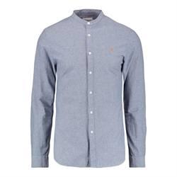 camicia coreana celeste