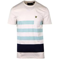 T-shirt wide Lyle & Scott