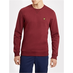 Felpa crew neck Lyle & Scott