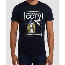 T-shirt CCTV Weekend Offender