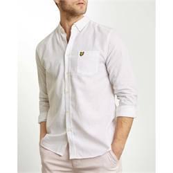 Camicia lino Lyle & Scott