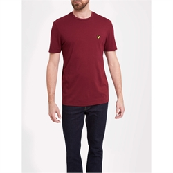 T-shirt crew Lyle & Scott