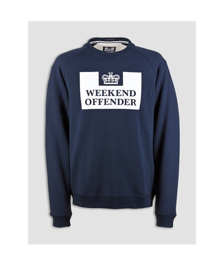 Felpa Weekend Offender