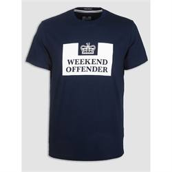 T-shirt basic prison Weekend Offender