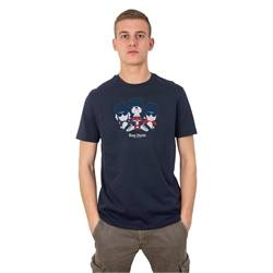 T-shirt 3 casuals Three Stroke