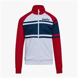 competitive price eeb72 98a4e Felpa Track top jacket 80's Diadora