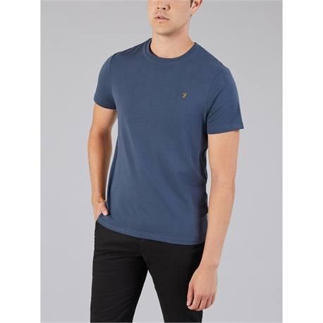 t-shirt basic slim farah