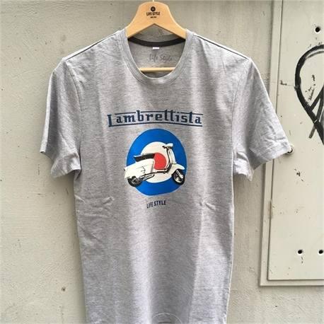 T-shirt lambretta life style