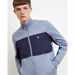 ML1125V TRACK JACKET LYLE AND SCOTT