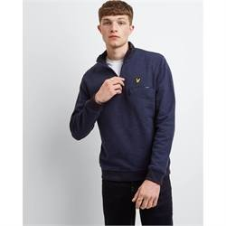 Felpa mezza zip Lyle & Scott
