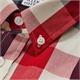 geveria camicia check bicolor