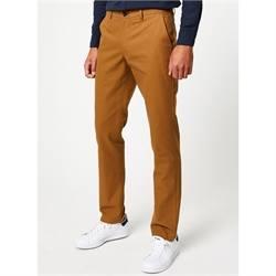 F4BS9093 marrone pantalone elm hopsack