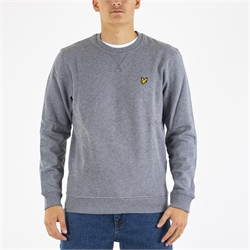 Felpa girocollo brushed Lyle & Scott