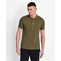 SP400VTR POLO MANICA CORTA LYLE SCOTT CASUALS