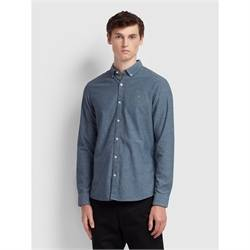F4WF4040 CAMICIA BUTTON DOWN FARAH