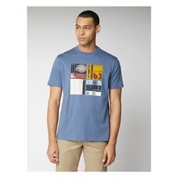 T-Shirt-Ben-Sherman-Cassette casuals