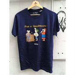 t-shirt andy capp life style pub e gradinate
