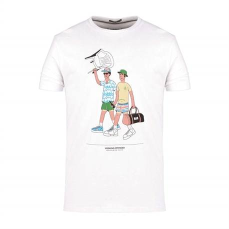 CHAIRS_TEE_WHITE casuals weekend offender