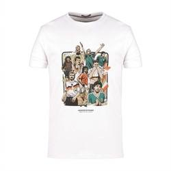 T-shirt players giotatori Weekend Offender