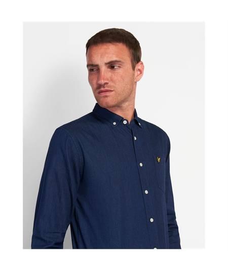 LW910V camicia denim jeans lyle