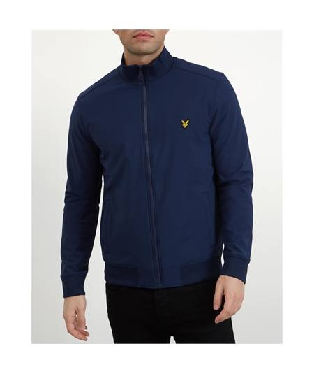 ML604VN giacca softshell lyle scott navy