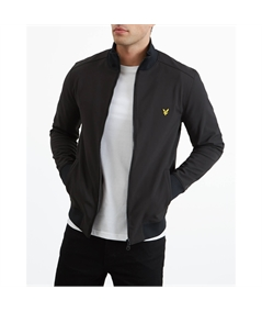 ML604VN giacca casual soft shell lyle scott black