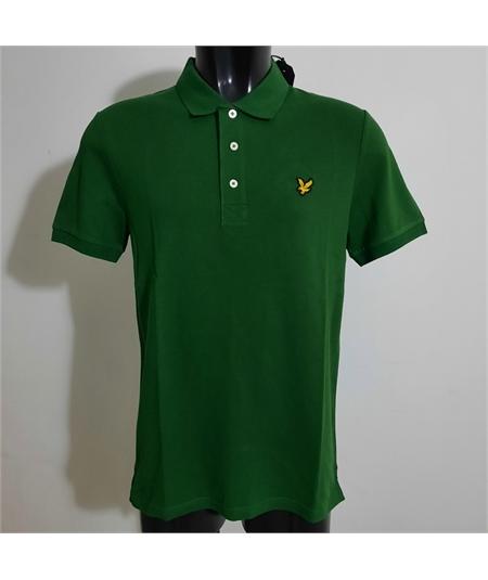 5 polo english green