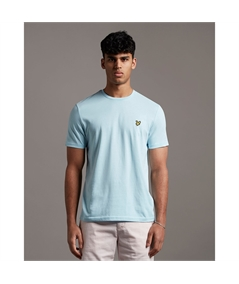 TS400VOG_t-shirt lyle scott deck blue