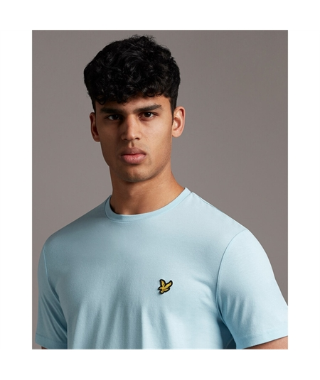 TS400VOG_t-shirt lyle scott deck blue 2