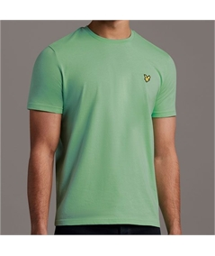 TS400VOG_t-shirt lyle scott sea mint