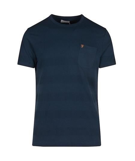 f4ksb016 sabana t-shirt farah navy