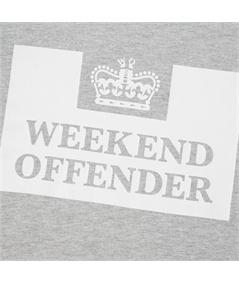 Felpa penitentiary weekend offender