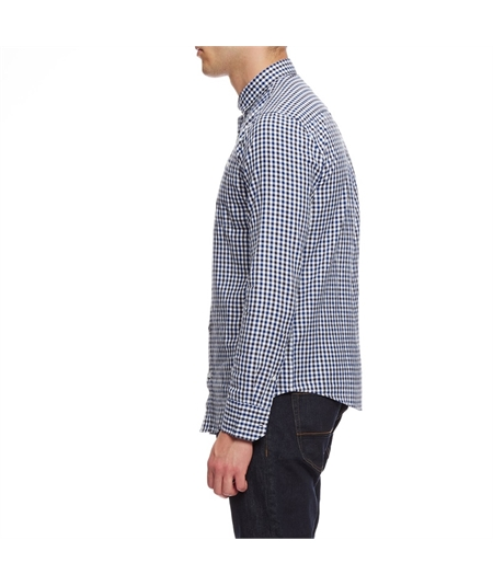 SHAW2002 camicia check weekend offender blue