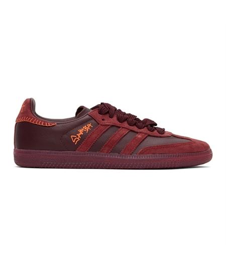 scarpe adidas samba jonah hill bordeaux