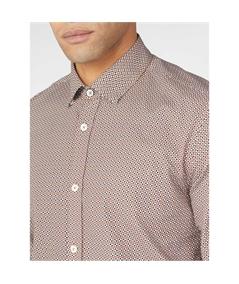 63480 camicia geo print manica lunga Ben Sherman 2