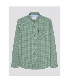 59141 camicia check bicolor ben sherman yellow 4