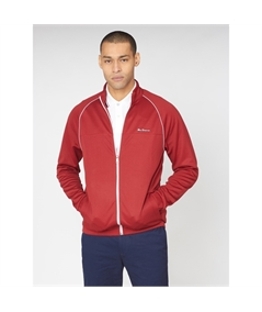 0063357 track top jacket ben sherman red 1