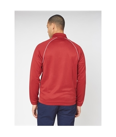 0063357 track top jacket ben sherman red 2