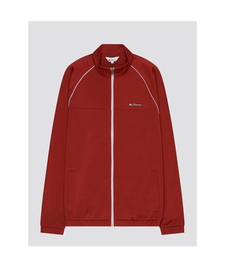 0063357 track top jacket ben sherman red 4