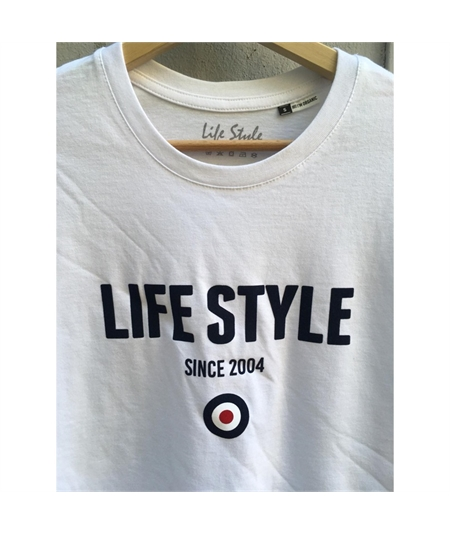maglietta life style target mods casuals