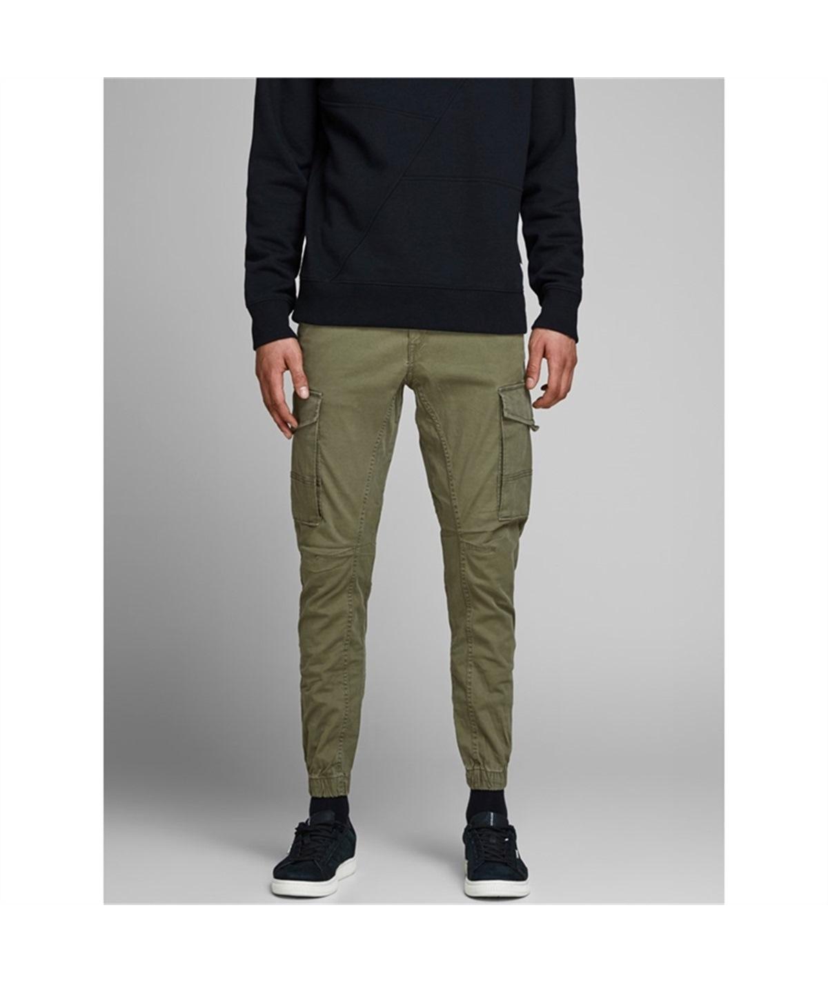 pantalone cargo elastico sotto Jack Jones