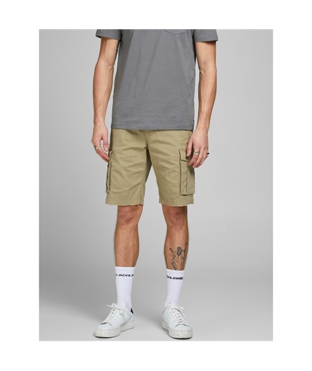 bermuda short cargo tasconi jack Jones