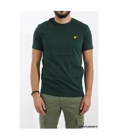 ts400 t-shirt lyle scott green