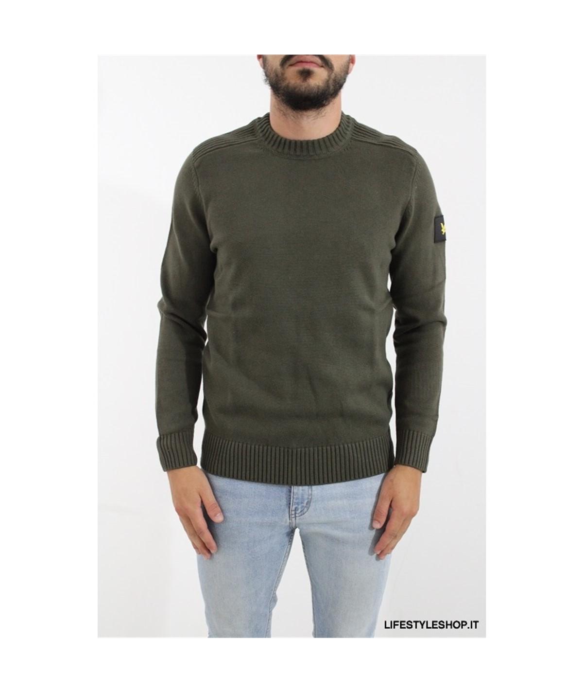 KN1326 maglia cotone lyle scott casuals