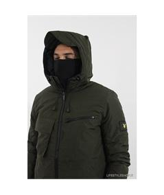 jacket imbottito lyle scott green