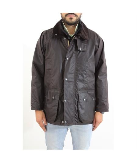giacca cerata tascone posteriore
