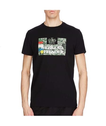 PTAW21_15_BADMAN_BLACK_t-shirt stone roses weekend offender