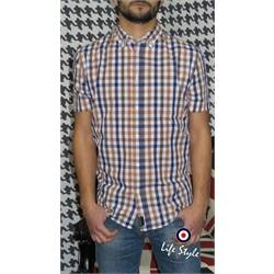 Camicia quadri Three Stroke